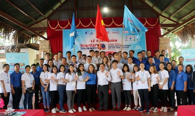 Hành trình StartUp Journey 2019 của thanh niên Việt Nam lan tỏa đến An Giang - 1