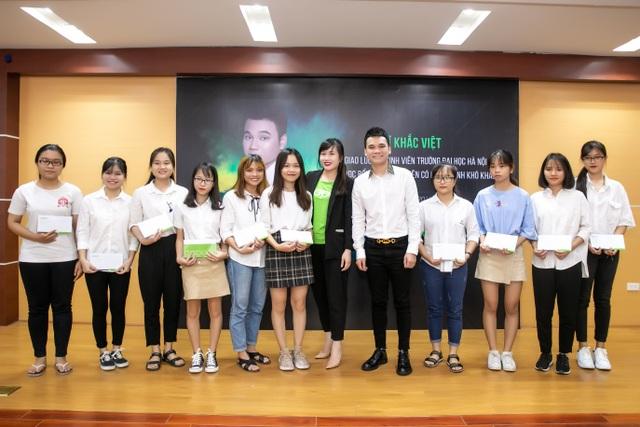 Gapo đồng hành cùng Khắc Việt trao học bổng cho sinh viên - 3
