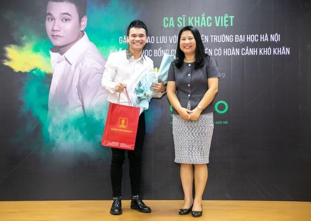 Gapo đồng hành cùng Khắc Việt trao học bổng cho sinh viên - 4