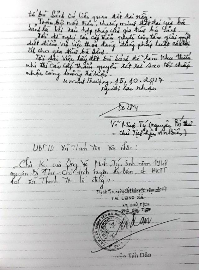 Công an Kiên Giang thông tin bất ngờ vụ cụ bà 23 năm mang thân phận bị can! - 4