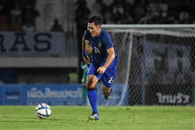 Thái Lan tìm thấy ngôi sao thay thế Chanathip trước trận gặp UAE - 1