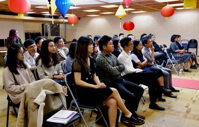 Đại hội Hội sinh viên Việt Nam tại Paris nhiệm kỳ 2019-2020 - 2