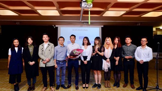 Đại hội Hội sinh viên Việt Nam tại Paris nhiệm kỳ 2019-2020 - 3