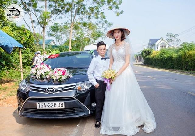 Đám cưới chú rể 1m4, cô dâu 1m94: Dân mạng nghi vấn cưới vì tiền, người trong cuộc lên tiếng - 1