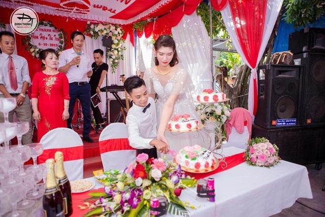 Đám cưới chú rể 1m4, cô dâu 1m94: Dân mạng nghi vấn cưới vì tiền, người trong cuộc lên tiếng - 2