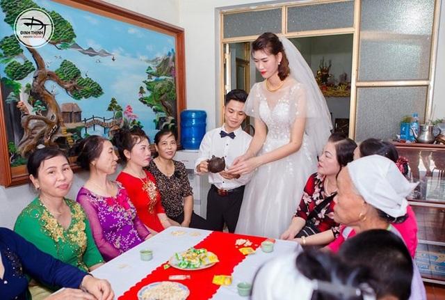 Đám cưới chú rể 1m4, cô dâu 1m94: Dân mạng nghi vấn cưới vì tiền, người trong cuộc lên tiếng - 4