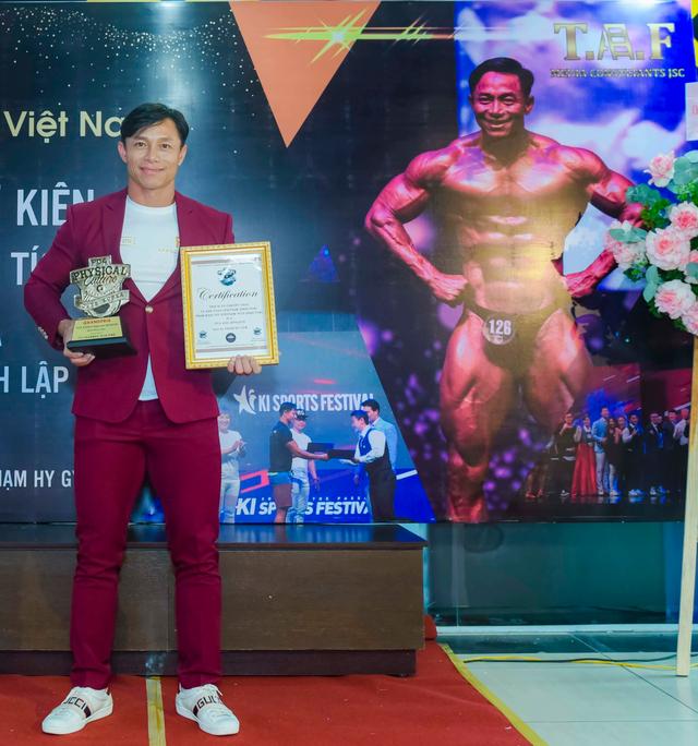 VĐV Phạm Hy giành HCV ở giải đấu PCA Incheon Korea - 2