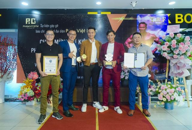 VĐV Phạm Hy giành HCV ở giải đấu PCA Incheon Korea - 4