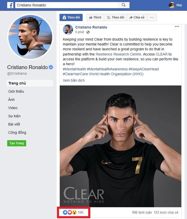 Facebook Việt Nam bất ngờ hạn chế tình trạng câu like, nhiều fan page kêu trời - 1