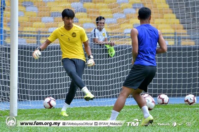 Báo châu Á dự đoán đội hình ra sân của Malaysia trận gặp Việt Nam - 1