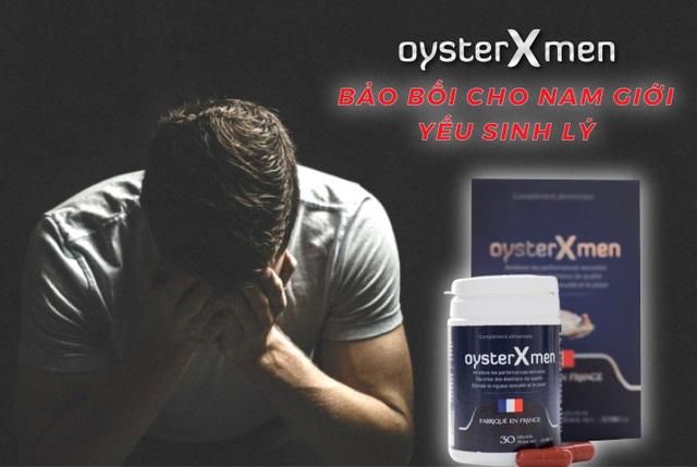 Oyster Xmen : Khắc tinh của yếu sinh lý nam - 3
