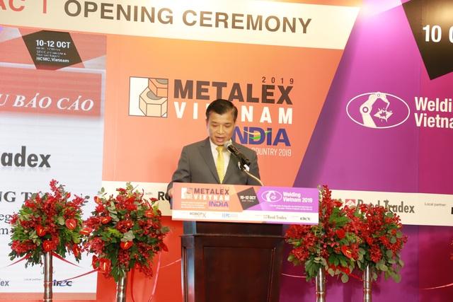 Lễ Khai mạc METALEX Vietnam 2019 , tiến bộ trong gia công cơ khí - 2