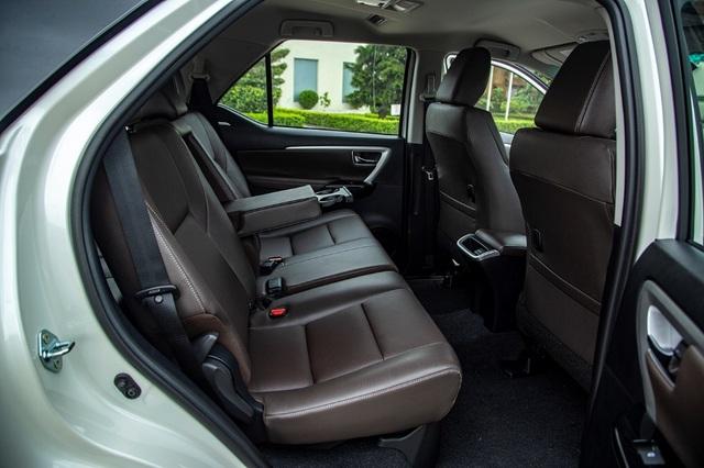 Fortuner - Mẫu SUV được doanh nhân và gia đình yêu thích - 3