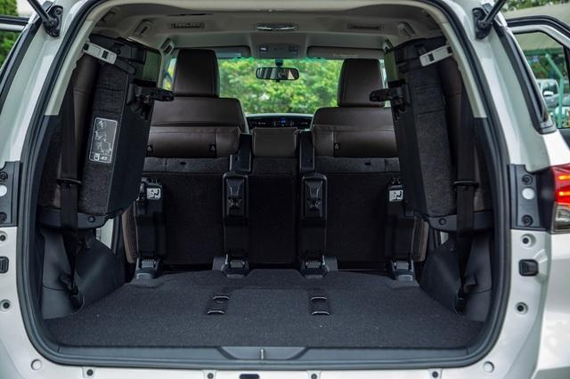 Fortuner - Mẫu SUV được doanh nhân và gia đình yêu thích - 4