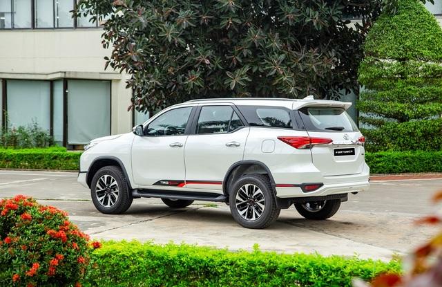 Fortuner - Mẫu SUV được doanh nhân và gia đình yêu thích - 6