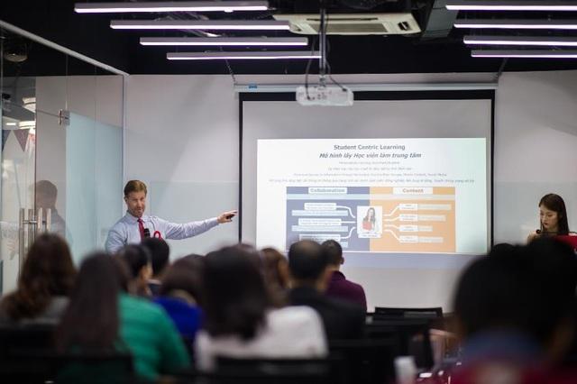 Trải nghiệm mô hình học trung học phổ thông quốc tế tại Việt Nam - 1