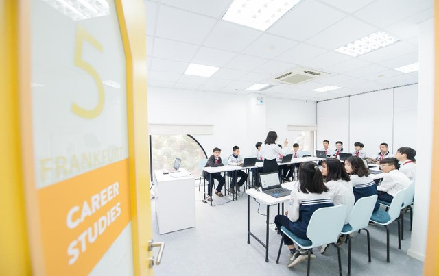 Trải nghiệm mô hình học trung học phổ thông quốc tế tại Việt Nam - 2