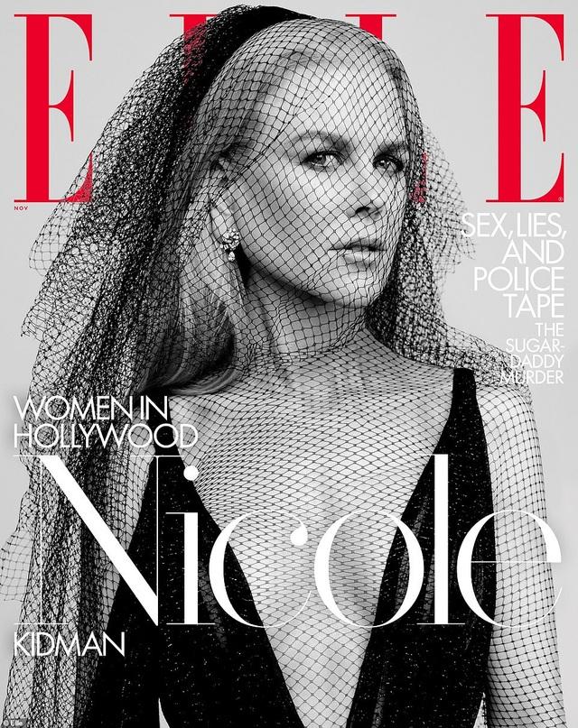 Dàn sao nữ đình đám đọ sắc trên tạp chí Elle - 4
