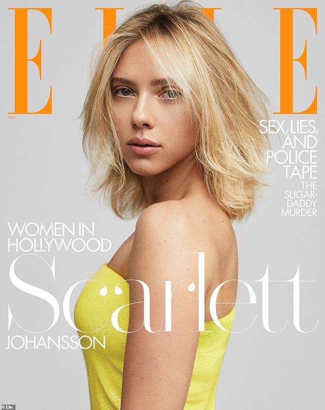 Dàn sao nữ đình đám đọ sắc trên tạp chí Elle - 7