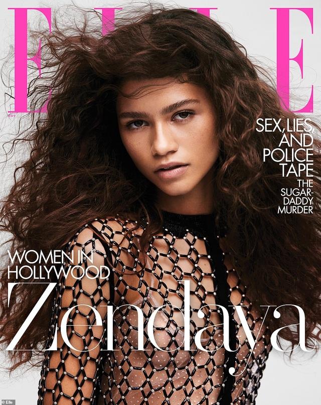 Dàn sao nữ đình đám đọ sắc trên tạp chí Elle - 9