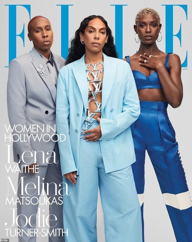 Dàn sao nữ đình đám đọ sắc trên tạp chí Elle - 11