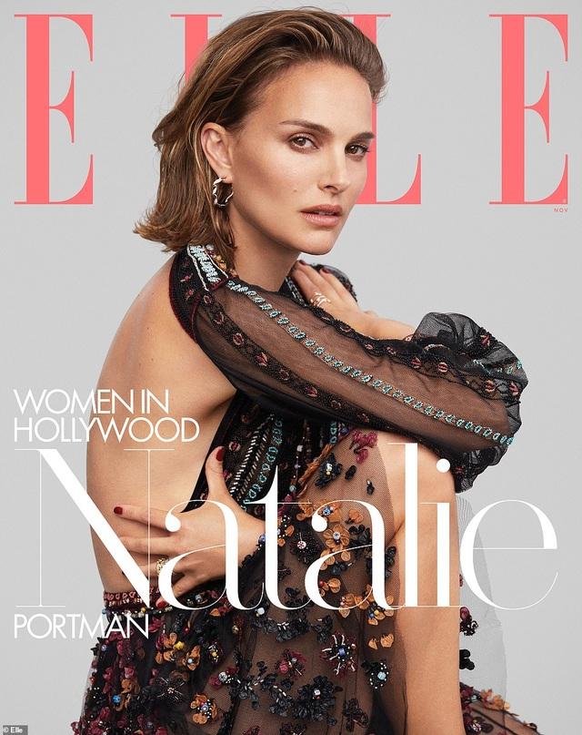 Dàn sao nữ đình đám đọ sắc trên tạp chí Elle - 12