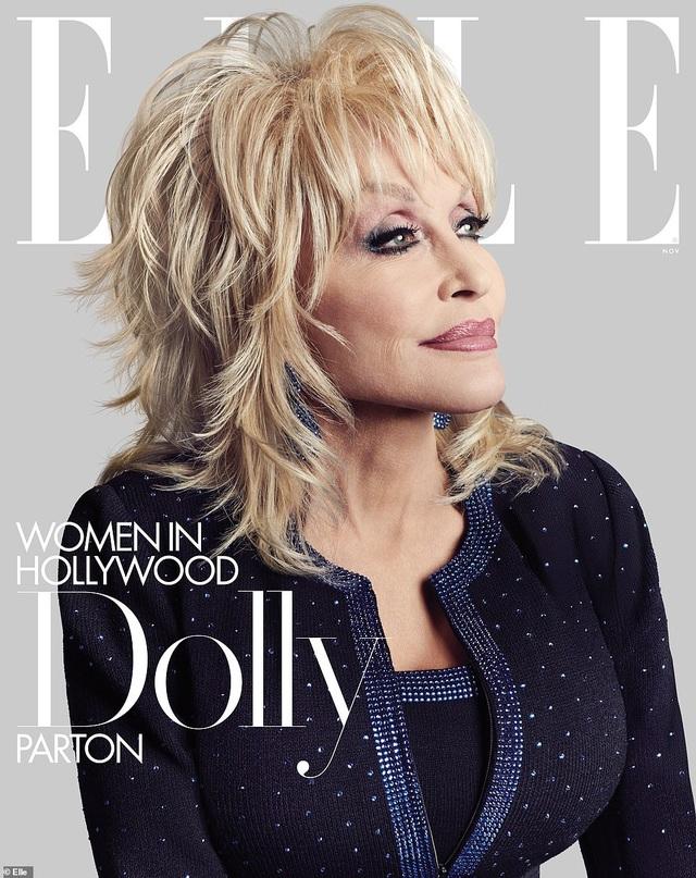 Dàn sao nữ đình đám đọ sắc trên tạp chí Elle - 14