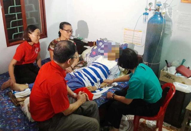Bố đẻ người đàn ông hiến mô tạng cứu sống nhiều bệnh nhân hiến giác mạc khi qua đời - 1