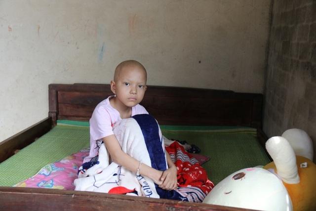 Cô bé 10 tuổi chế ngự bệnh ung thư, một điều kì diệu! - 3