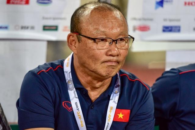 Cảm xúc đặc biệt của HLV Park Hang Seo trong chiến thắng trước Malaysia - 2
