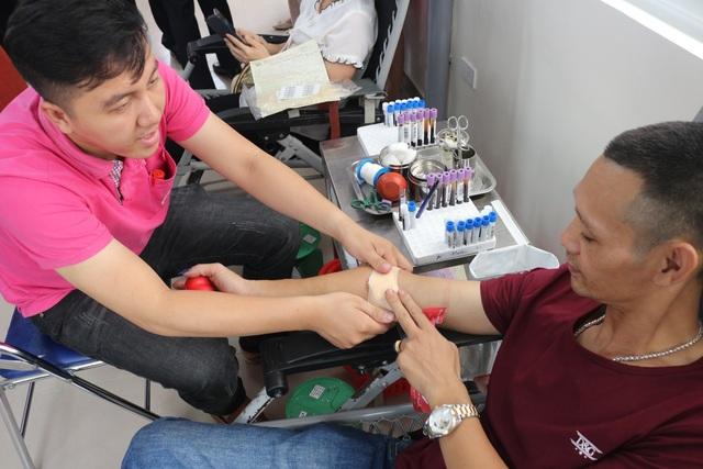 Hà Nội có điểm hiến máu ngoại viện thứ 2 - 2
