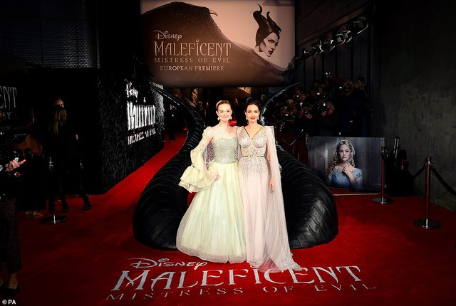 Angelina Jolie thanh lịch quảng bá phim tại London - 16