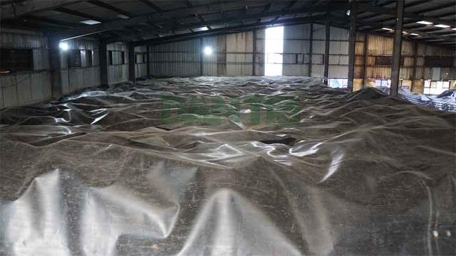 Cận cảnh kho chứa hơn 2.500 tấn phế thải từ vụ cháy Công ty Rạng Đông - 6