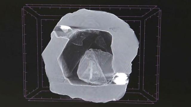"""Bí ẩn """"kim cương kép"""" triệu năm tuổi ở Nga - 1"""