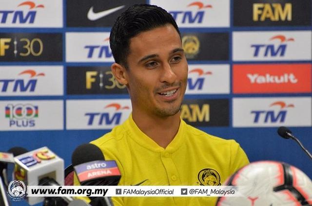 Báo châu Á dự đoán đội hình ra sân của Malaysia trận gặp Việt Nam - 2
