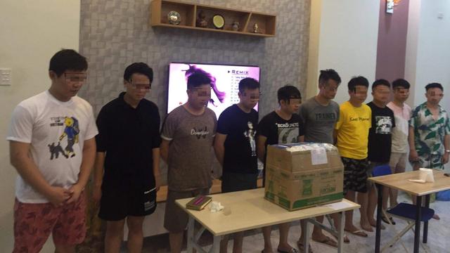 Phát hiện 10 người Trung Quốc nhập cảnh trái phép ở Đà Nẵng - 1