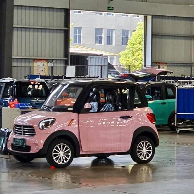 Ô tô điện mini bán cực chạy ở Thái Lan: Về Việt Nam chỉ hơn 100 triệu đồng - 1