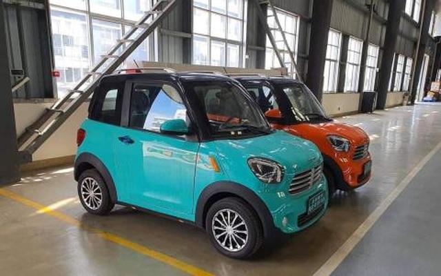 Ô tô điện mini bán cực chạy ở Thái Lan: Về Việt Nam chỉ hơn 100 triệu đồng - 2