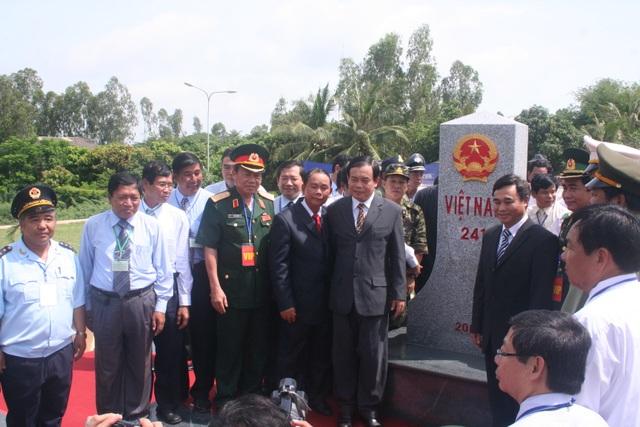 Trình Quốc hội phê chuẩn hai văn kiện về biên giới Việt Nam - Campuchia - 2