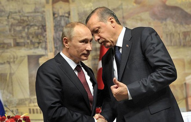 Nga ngư ông đắc lợi khi Mỹ rút quân khỏi Bắc Syria? - 1