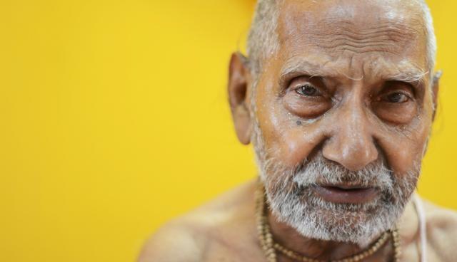 Xuất hiện người đàn ông có thể sẽ soán ngôi vị người cao tuổi nhất thế giới