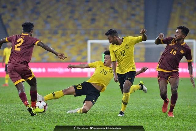 Báo châu Á dự đoán đội hình ra sân của Malaysia trận gặp Việt Nam - 7