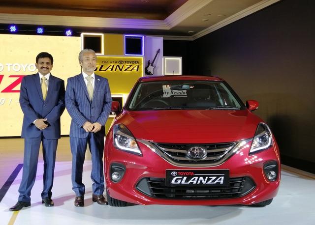 Toyota Glanza có giá chỉ từ khoảng 228 triệu đồng - 1