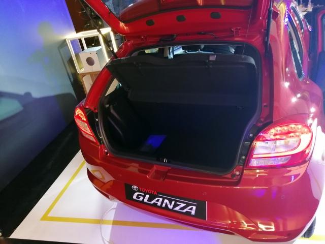 Toyota Glanza có giá chỉ từ khoảng 228 triệu đồng - 10