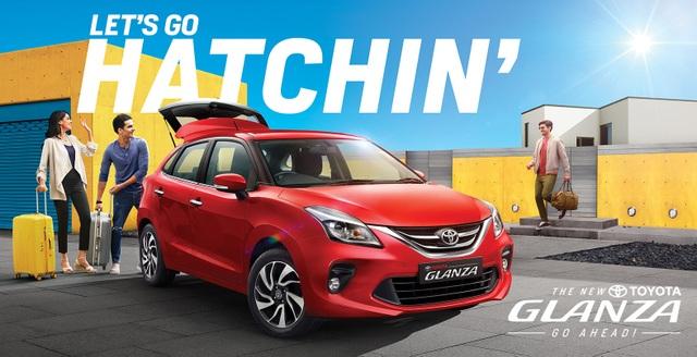 Toyota Glanza có giá chỉ từ khoảng 228 triệu đồng - 2