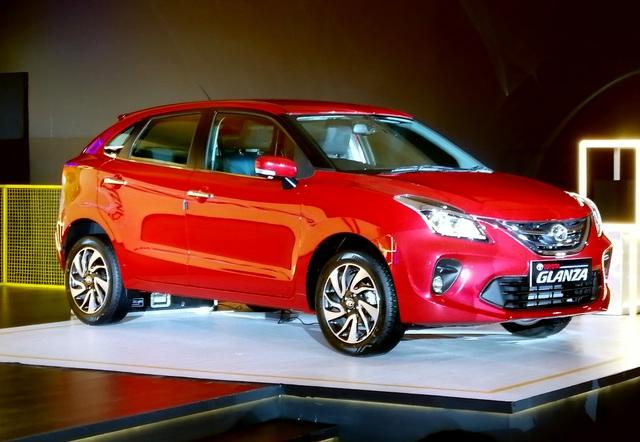 Toyota Glanza có giá chỉ từ khoảng 228 triệu đồng - 6