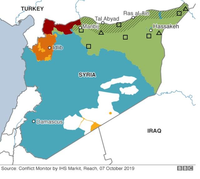 7 câu hỏi then chốt về chiến dịch quân sự của Thổ Nhĩ Kỳ ở Syria - Ảnh minh hoạ 2