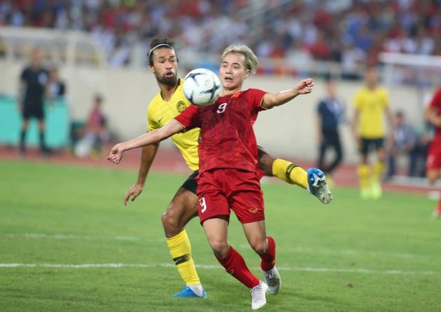 HLV Park Hang Seo đã khai thác đúng tử huyệt của đội tuyển Malaysia - 1