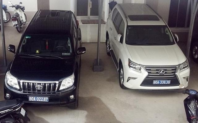 Cán bộ tỉnh Cao Bằng nhận quà tặng là ô tô trị giá 3,72 tỷ đồng (!) - 1
