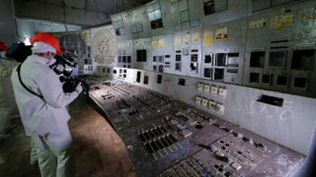 Cho phép tham quan phòng điều khiển trung tâm của thảm họa Chernobyl - 1